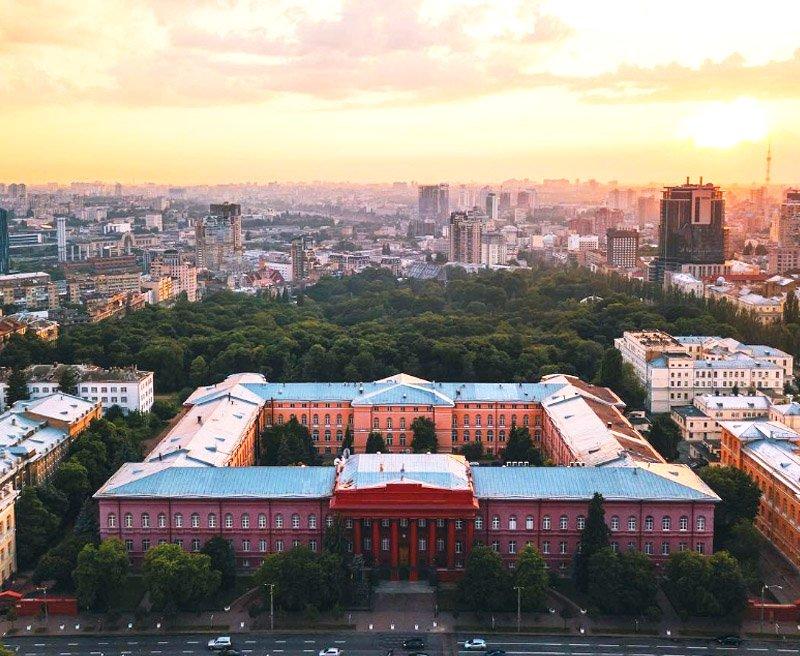 Taras Shevchenko National University of Kyiv (KNU)