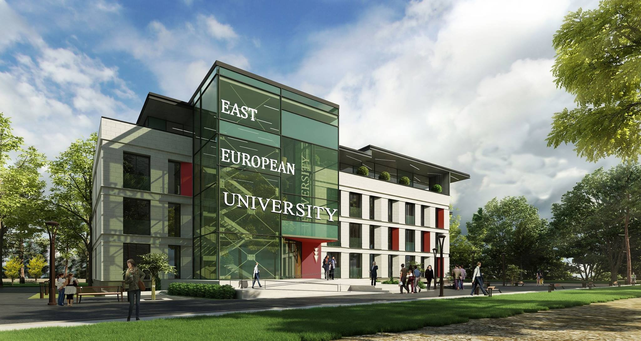 East European university Georgia